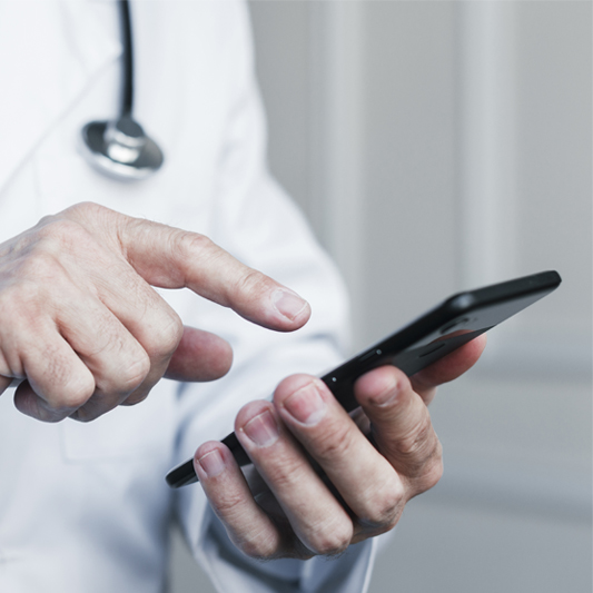Mobile Health IT Company EMS App